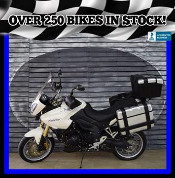 2010 Triumph Tiger 1050 (ABS)