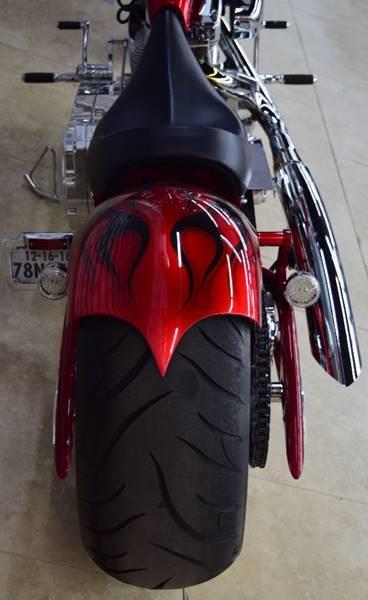2009 Big Bear Choppers Miss Behavin Prostreet  - Mesa AZ