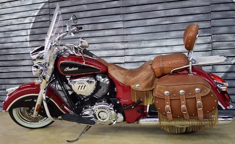 2015 Indian Chief Vintage  - Mesa AZ