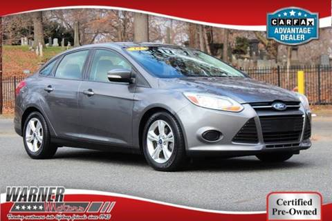 East Orange Focus >> Used Ford Focus For Sale In East Orange Nj Carsforsale Com