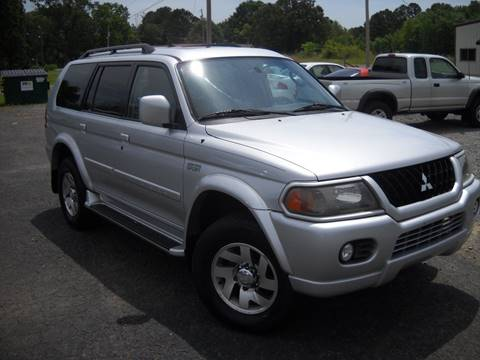 2003 Mitsubishi Montero Sport for sale in Greenbrier, AR
