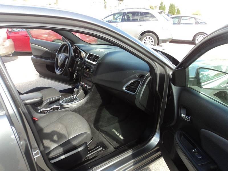 2013 Dodge Avenger SE 4dr Sedan - Brockton MA