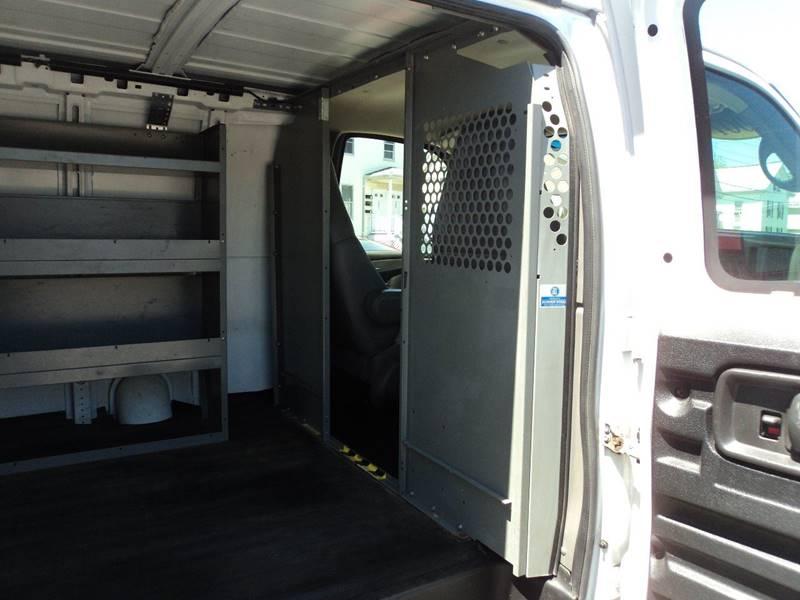 2007 GMC Savana Cargo 1500 3dr Cargo Van - Brockton MA