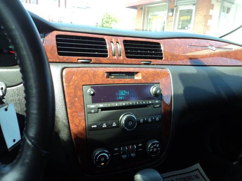 2010 Chevrolet Impala LT 4dr Sedan - Brockton MA