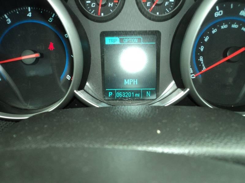 2014 Chevrolet Cruze 1LT Auto 4dr Sedan w/1SD - Brockton MA