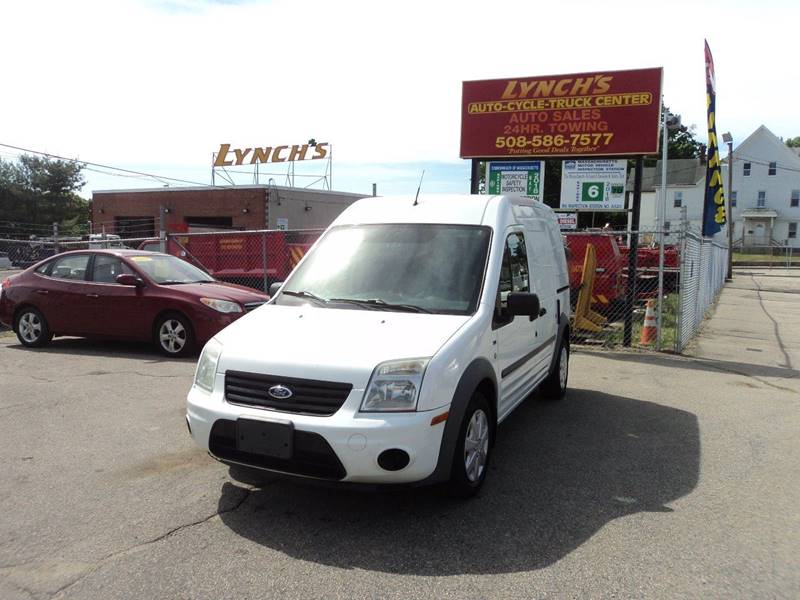 2011 Ford Transit Connect XLT 4dr Cargo Mini-Van w/o Side and Rear Glass - Brockton MA