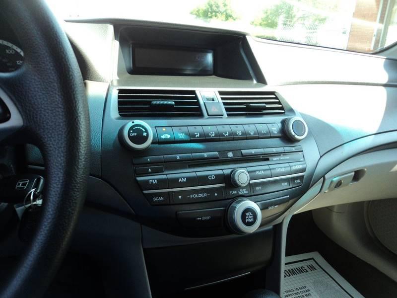 2009 Honda Accord LX 4dr Sedan 5A - Brockton MA