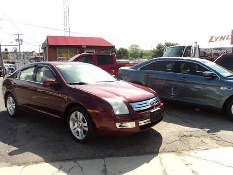 2007 Ford Fusion for sale in Brockton, MA