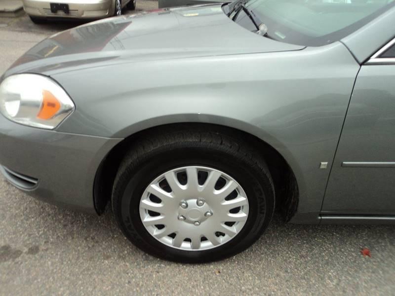 2007 Chevrolet Impala LS 4dr Sedan - Brockton MA