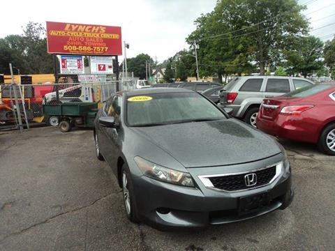 2008 Honda Accord For Sale In Brockton, MA