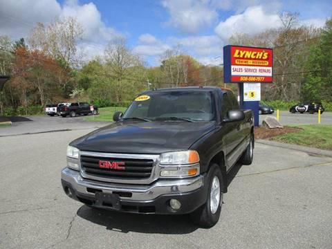 2005 GMC Sierra 1500 for sale in Brockton, MA