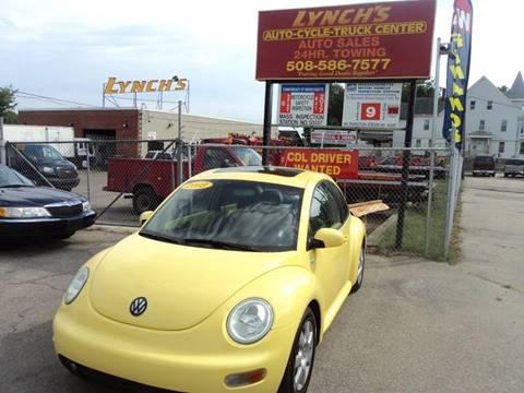 2003 Volkswagen New Beetle for sale in Brockton, MA