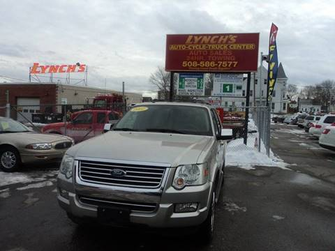 2007 Ford Explorer for sale in Brockton, MA