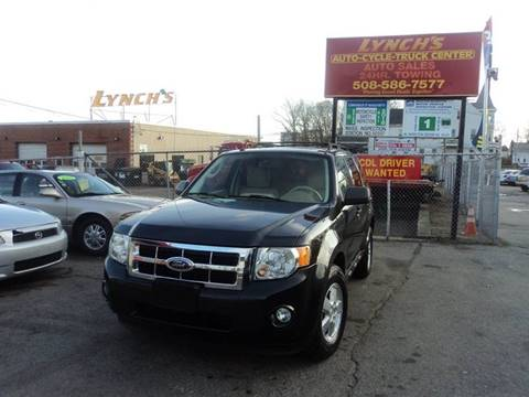2009 Ford Escape for sale in Brockton, MA