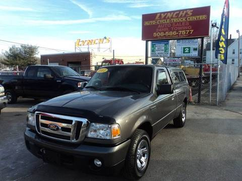 2011 Ford Ranger for sale in Brockton, MA