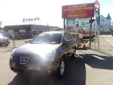 2009 Nissan Rogue for sale in Brockton, MA