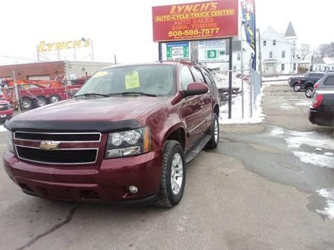 2008 Chevrolet Tahoe for sale in Brockton, MA