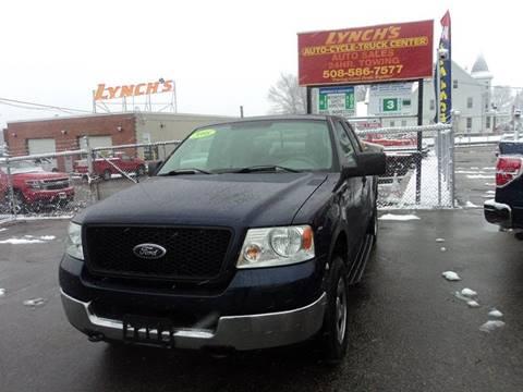 2005 Ford F-150 for sale in Brockton, MA