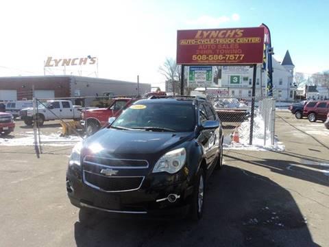 2010 Chevrolet Equinox for sale in Brockton, MA