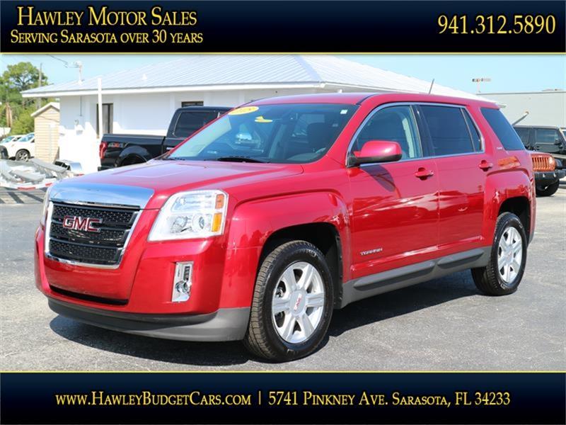Gmc Used Cars financing For Sale Sarasota Hawley Budget Cars