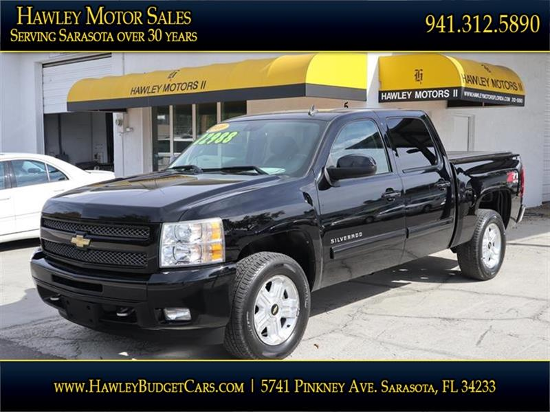 Chevrolet Used Cars financing For Sale Sarasota Hawley Budget Cars