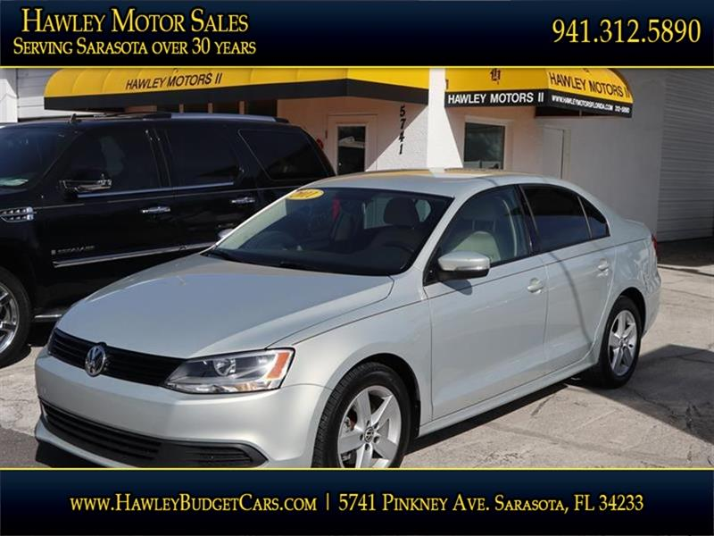 Volkswagen Used Cars financing For Sale Sarasota Hawley Budget Cars