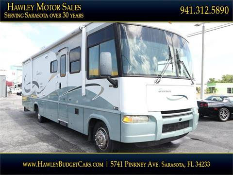 2005 Workhorse W22 4X2 Chassis