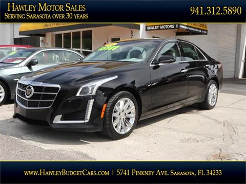 2014 Cadillac CTS for sale in Sarasota, FL