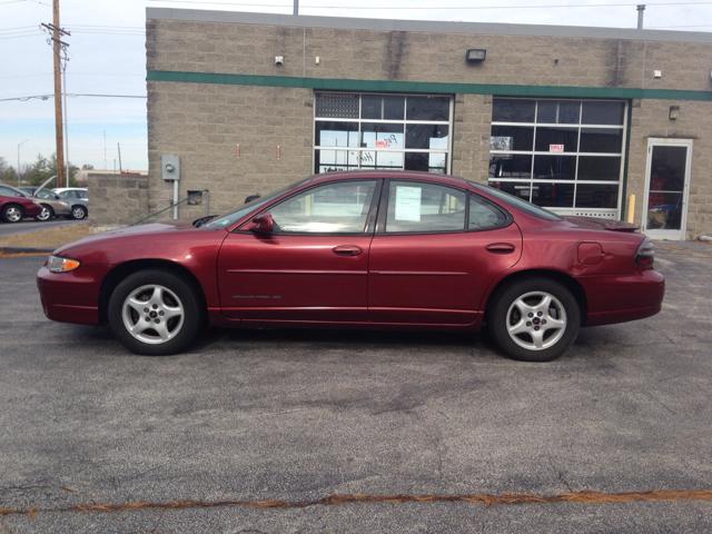 2001 Pontiac Grand Prix SE 4dr Sedan - Saint Charles MO