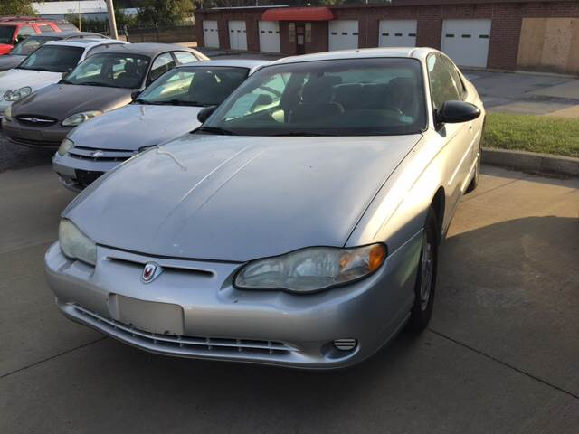 2002 Chevrolet Monte Carlo LS 2dr Coupe - Saint Charles MO