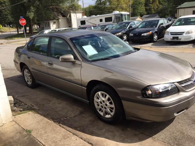 2003 Chevrolet Impala 4dr Sedan - Saint Charles MO