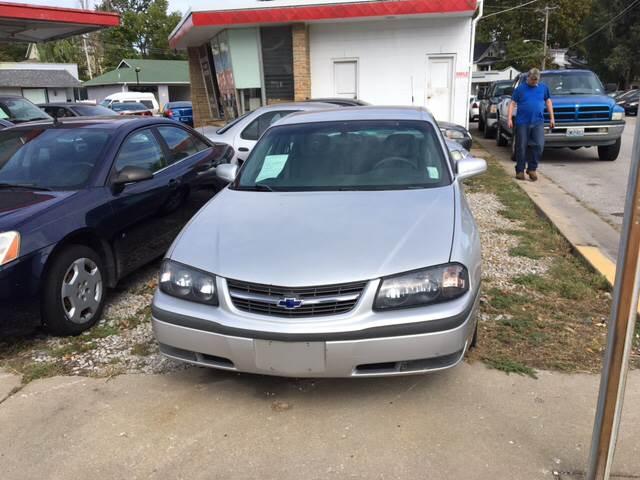 2003 Chevrolet Impala LS 4dr Sedan - Saint Charles MO