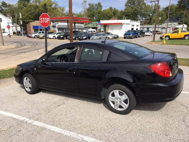 2006 Saturn Ion 2 4dr Coupe w/Automatic - Saint Charles MO