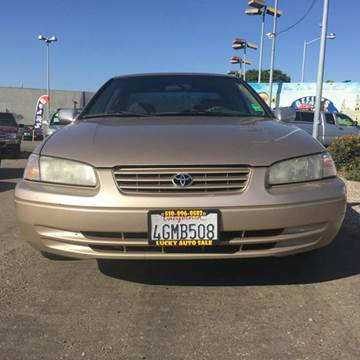 1999 Toyota Camry for sale at Lucky Auto Sale in Hayward CA