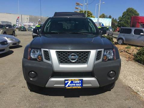 2012 Nissan Xterra for sale at Lucky Auto Sale in Hayward CA