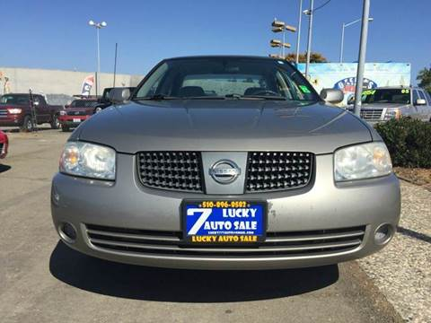 2006 Nissan Sentra for sale at Lucky Auto Sale in Hayward CA