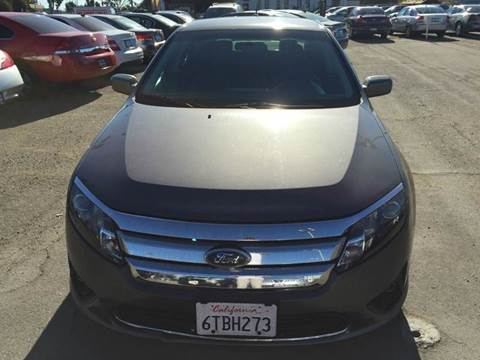 2010 Ford Fusion for sale at Lucky Auto Sale in Hayward CA