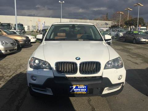 2010 BMW X5 for sale at Lucky Auto Sale in Hayward CA