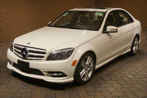 2011 Mercedes-Benz C-Class for sale at Lucky Auto Sale in Hayward CA