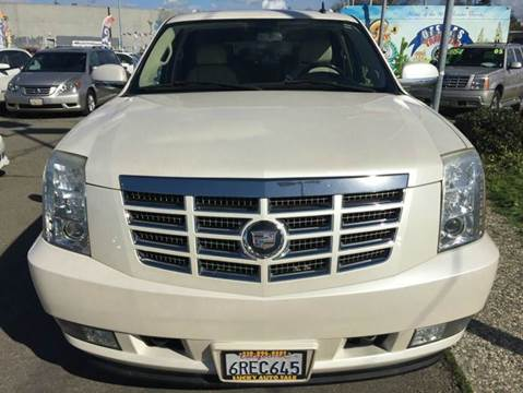 2007 Cadillac Escalade for sale at Lucky Auto Sale in Hayward CA