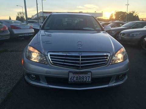 2008 Mercedes-Benz C-Class for sale at Lucky Auto Sale in Hayward CA