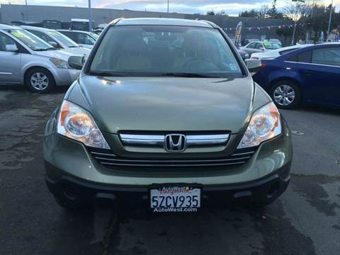 2007 Honda CR-V for sale at Lucky Auto Sale in Hayward CA