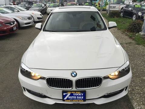 2012 BMW 3 Series for sale at Lucky Auto Sale in Hayward CA
