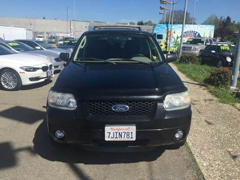 2007 Ford Escape for sale at Lucky Auto Sale in Hayward CA