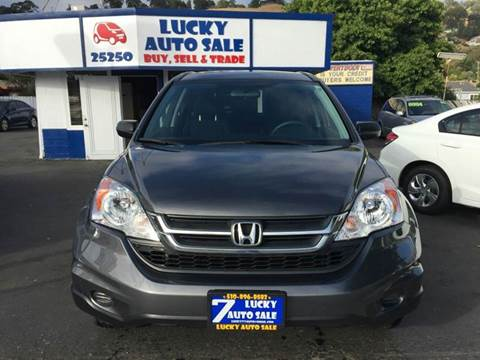 2011 Honda CR-V for sale at Lucky Auto Sale in Hayward CA