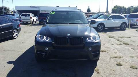2012 BMW X5 for sale at Lucky Auto Sale in Hayward CA