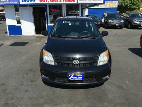 2006 Scion xA for sale at Lucky Auto Sale in Hayward CA