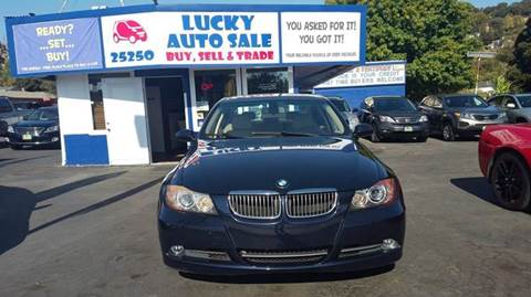 2006 BMW 3 Series for sale at Lucky Auto Sale in Hayward CA