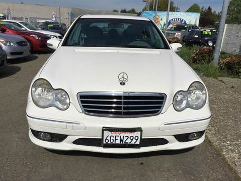 2006 Mercedes-Benz C-Class for sale at Lucky Auto Sale in Hayward CA