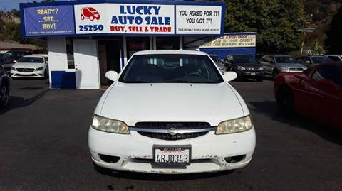 2001 Nissan Altima for sale at Lucky Auto Sale in Hayward CA
